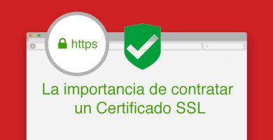 Contratar certificado SSL, ¿es importante?