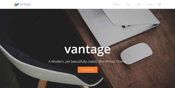 Theme Vantage WordPress
